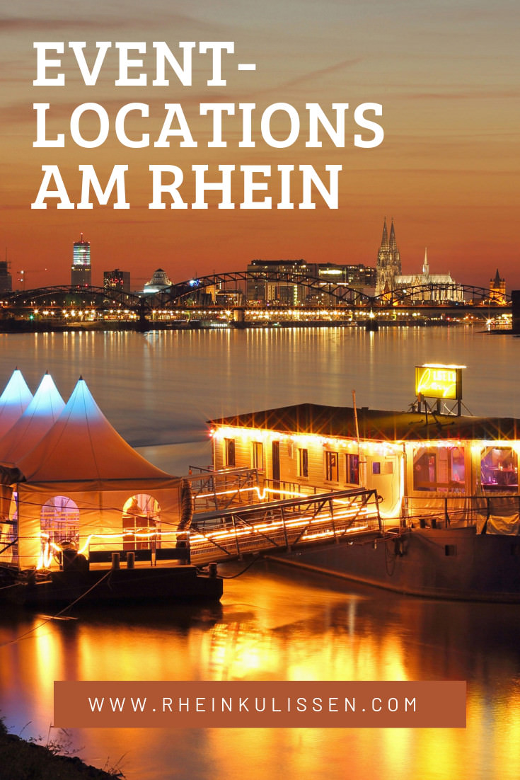 Eventlocations buchen am Rhein